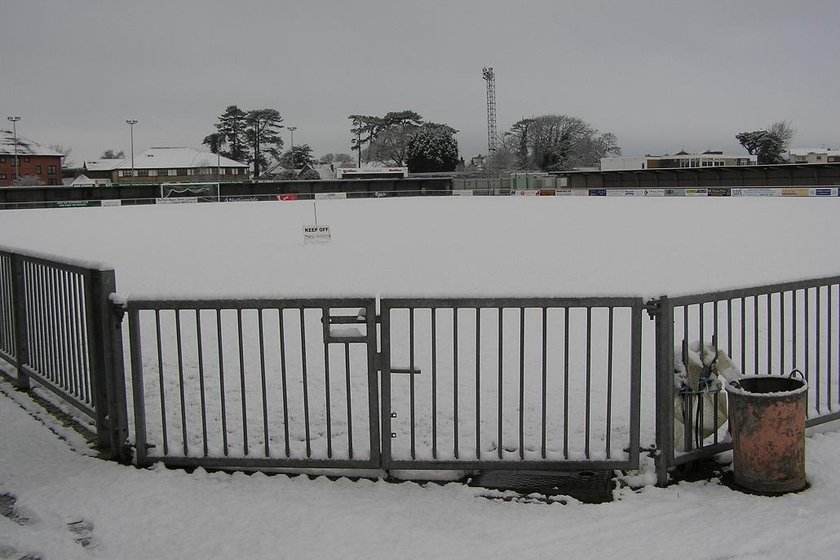 The St Albans Game Was Off.