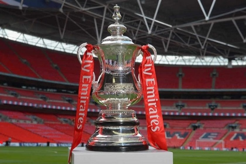 FA Cup 3rd Qualifying Round Draw.