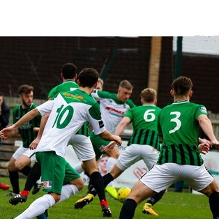 Rocks Beat Local Rivals Burgess Hill