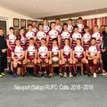 Bridgnorth vs. Newport (Salop) RUFC