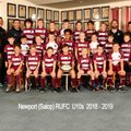 Newport (Salop) RUFC vs. Training