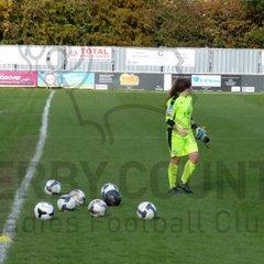 Reserves v Leicester City Women - Sun 23 Oct 2016