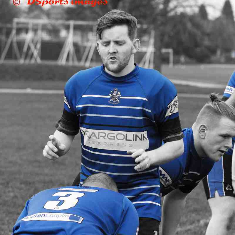 Long Eaton Dev XV  vs Melbourne Dev XV  27,2,2016.