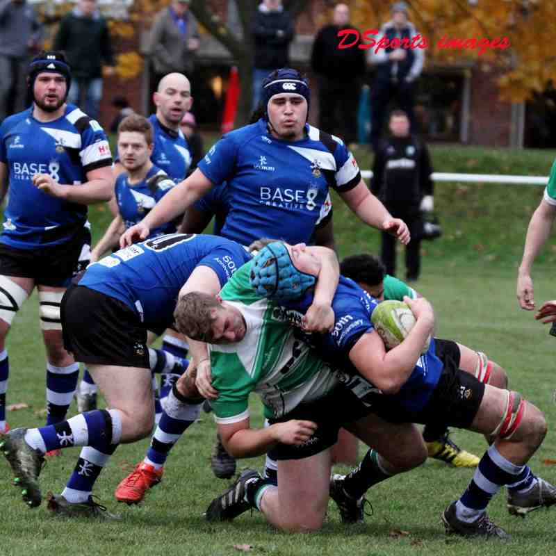 Long Eaton 1st XV vs Woodrush RFC       Cup Quarter Final  18,11,2017.