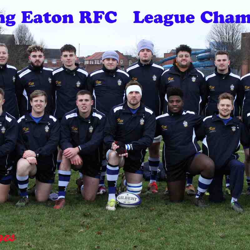 Long Eaton 1st XV vs Grimsby RFC 24,3,2018