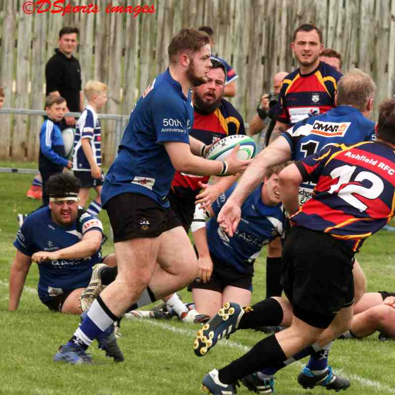 NLD Cup Final . Long Eaton 1st XV vs Ashfield RFC 12,5,2018.