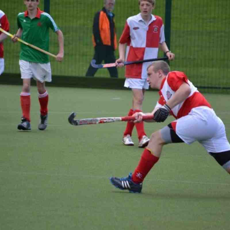 U19s Hockey Tournament - 5/5/13