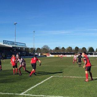 Histon FC 1 Aylesbury FC 1
