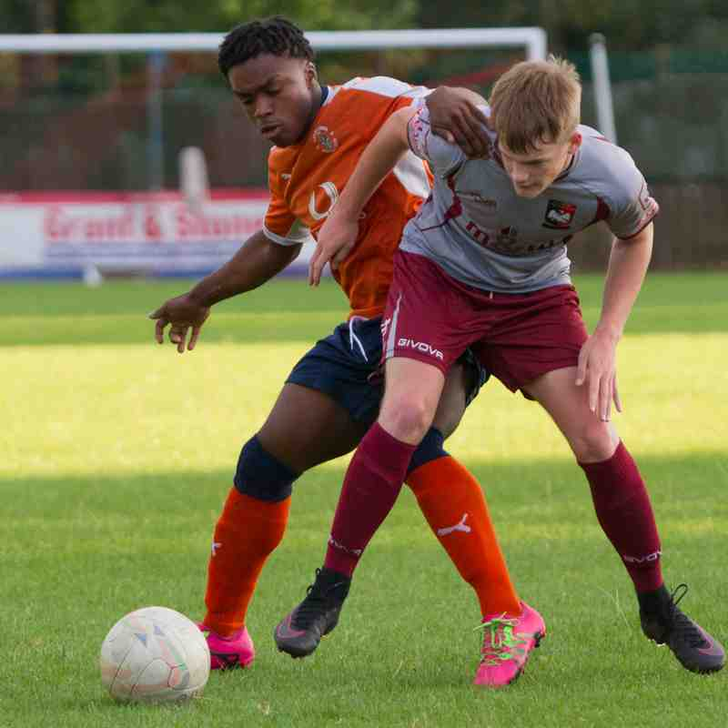 Luton Town U18s - Jul 17