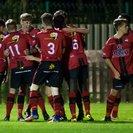 Abbey Rangers U18s 5 Aylesbury FC U18s 2