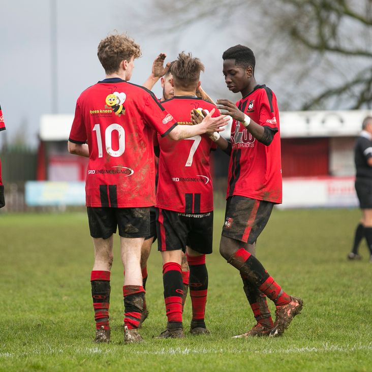 Young Moles Progress in FA Youth Cup<
