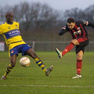 Thame United 2 Aylesbury FC 0