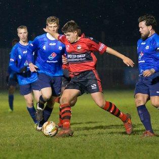 Aylesbury FC 1 Fleet Town 1