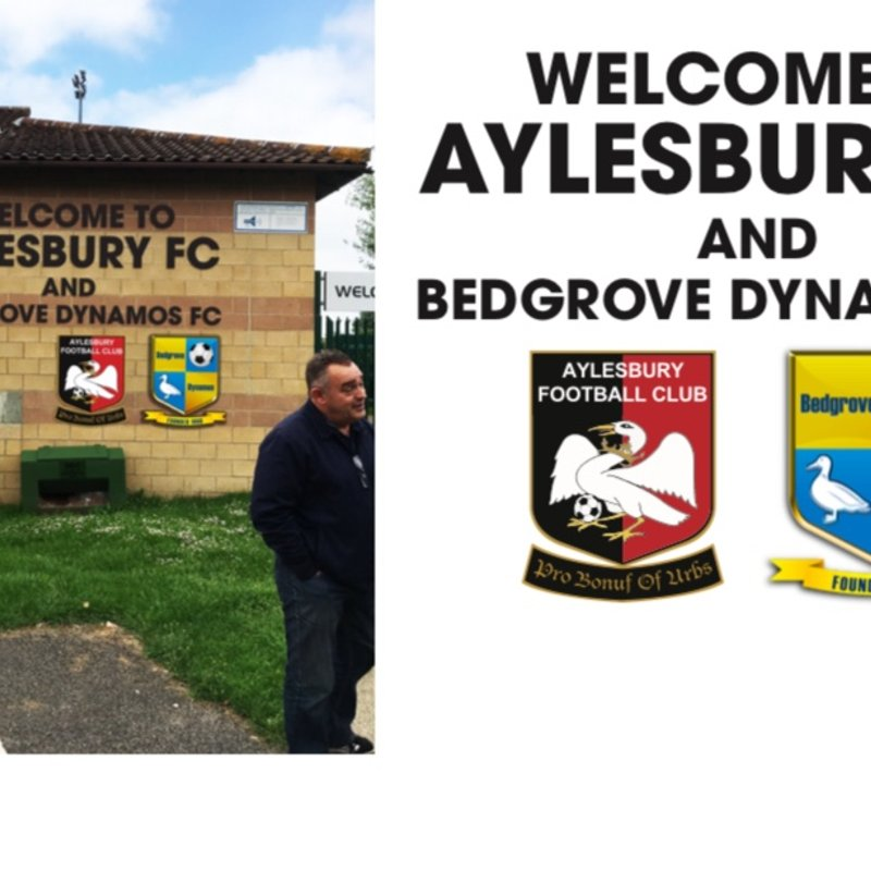 New Signage at The Ground