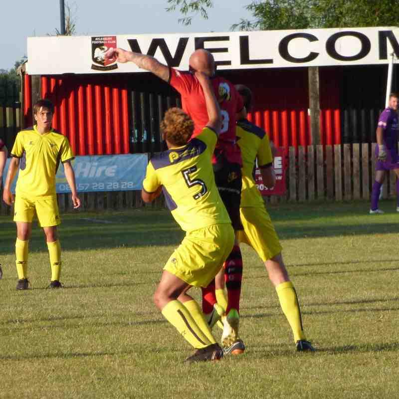 Oxford United XI - 10th Jul 18