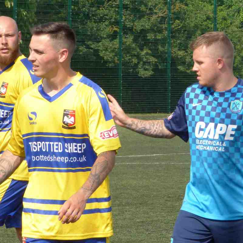Arlesey Town - 14th Jul 2018