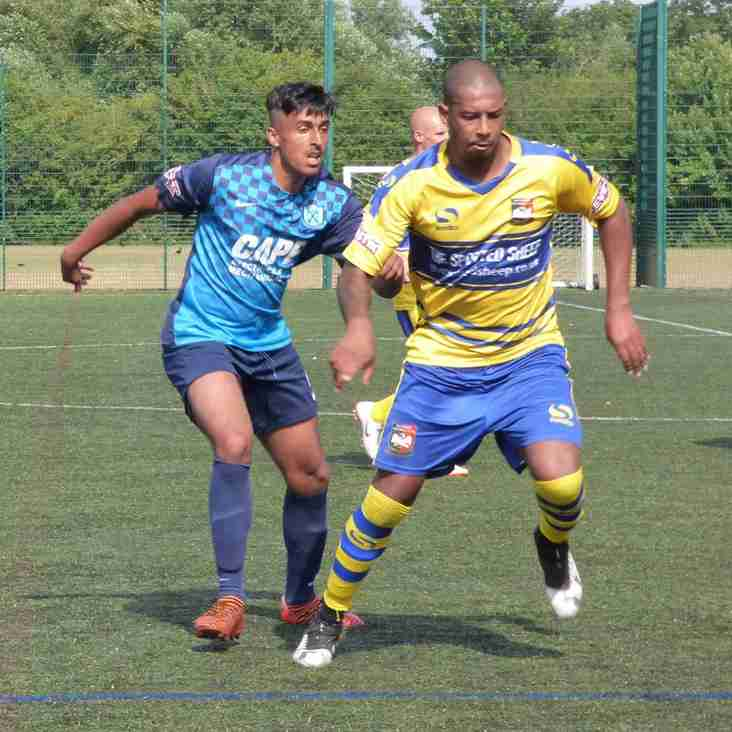 Moles Knock Five Past Arlesey Town