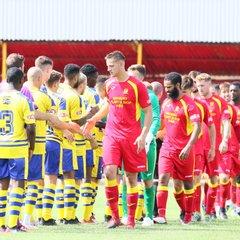 Banbury United - 4th August 2018