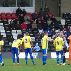 Corby Town - Oct 18