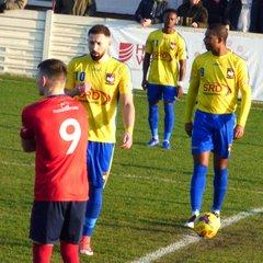 Bromsgrove Sporting - Nov 18