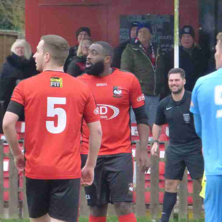 Moles Lose at Home to Corby