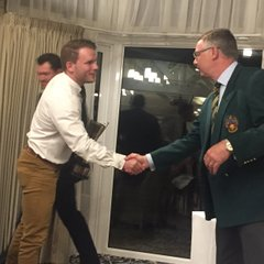 Senior Player's Presentation Evening 27th April 18