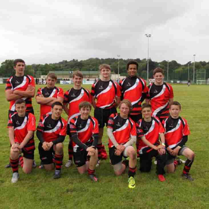 Wolverhampton Runners up @ West Country 7's