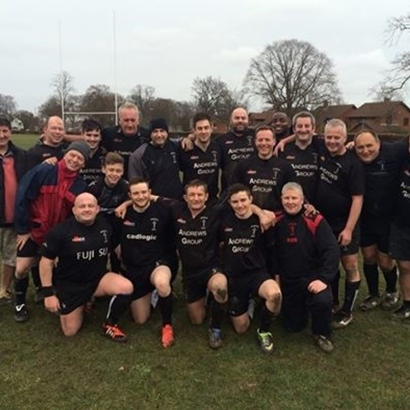 St Leonards 2nd XV   5    Spartans Stags 51