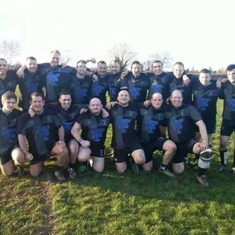 Spartans 3rd lose to Woodrush 2nd XV 12 - 50