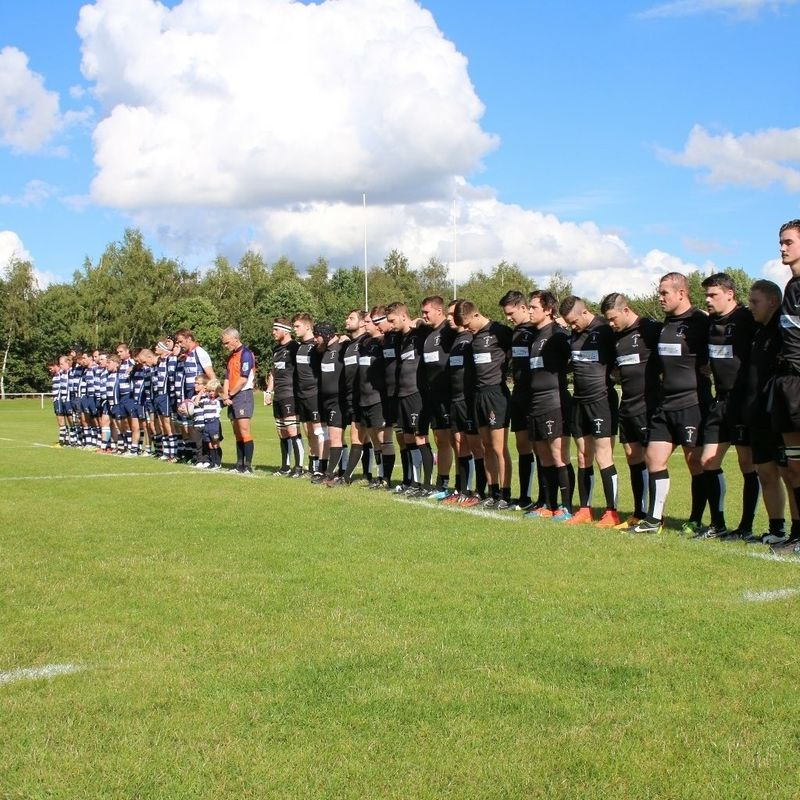 Spartans 1st beat Rugby Lions 34 - 8