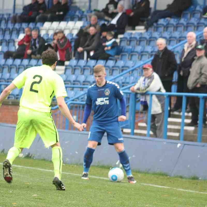 Match Pitcures v Gainsborough Trinity 291016
