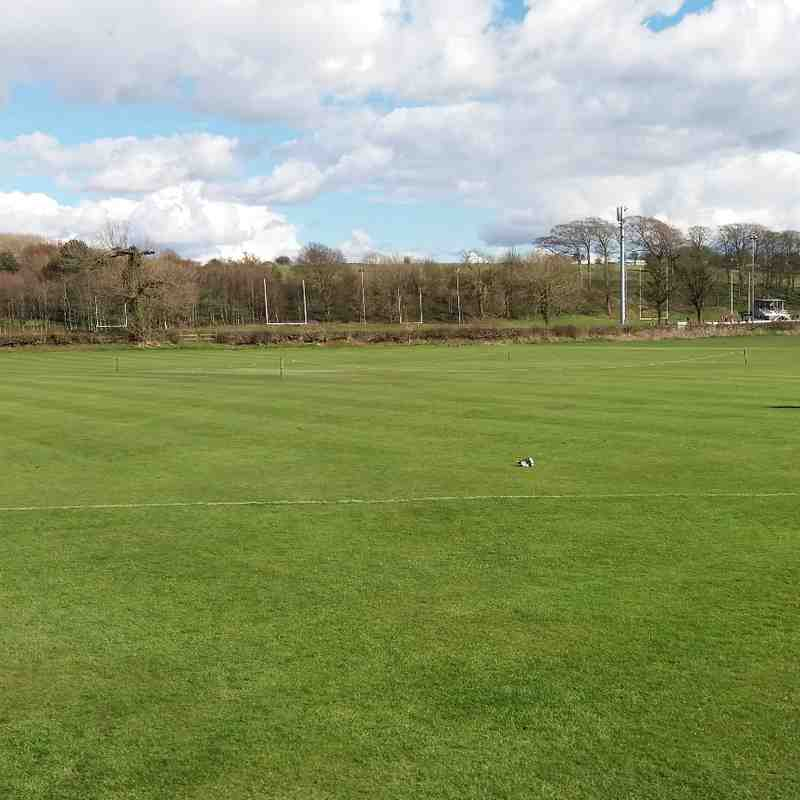 Ground and All Weather Pitch looking good after the Flood