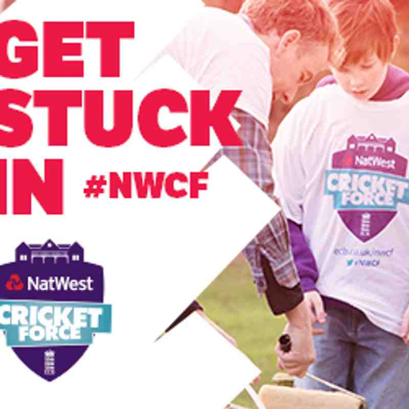 NatWest CricketForce 2017