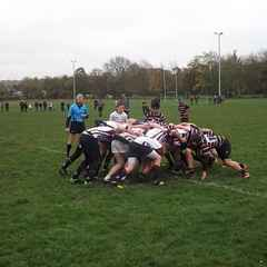 Sidcup vs Beccehamians
