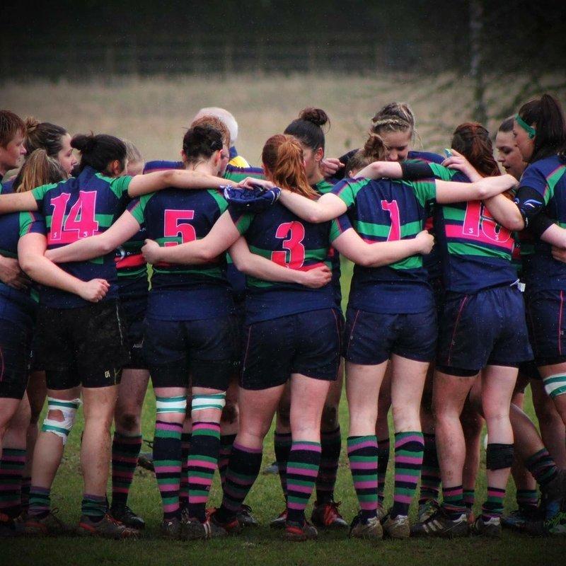 Abbey Nuns lose to Newbury Ladies 18 - 5