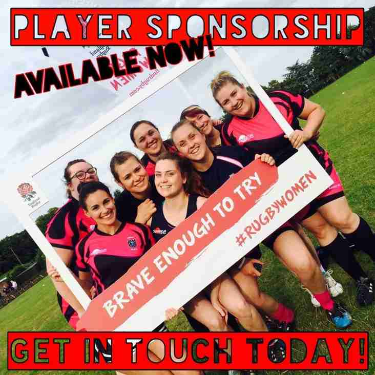 ABBEY NUNS PLAYER SPONSORSHIP