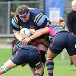Nuns Top After Round Two at Teddington