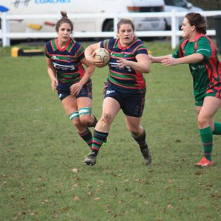 Nuns back to second in league