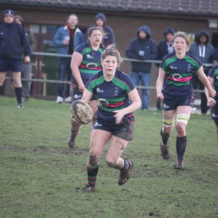 Nuns 2nd XV Squad continues to Grow