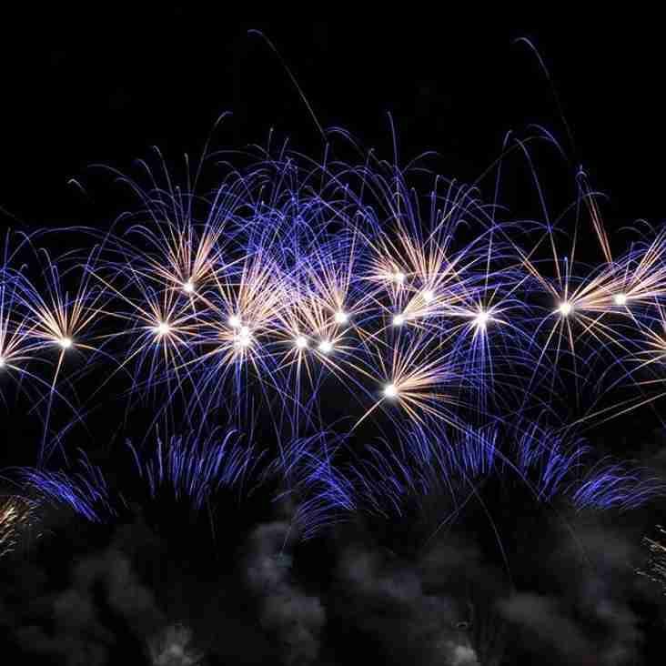 Abbey RFC Fireworks, Music & Bonfire Spectacular