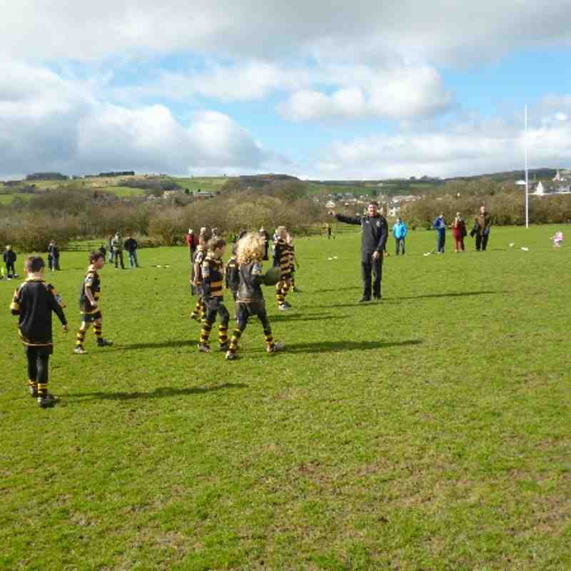 U 10s versus Wirral and North Ribb 23.3.14