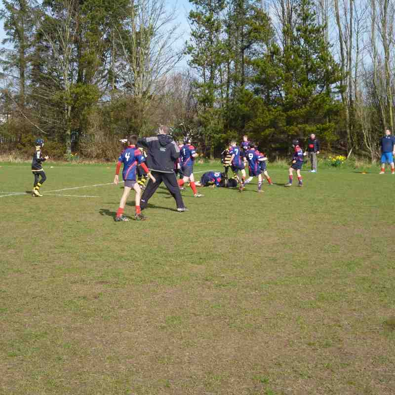 Kendal u11s v Carlisle March 2015
