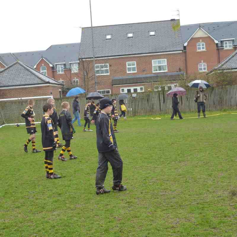 u 11s v Chester and Fylde 29.3.15