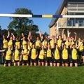 1st XV - Ladies  beat Loughborough Town Ladies 79 - 0