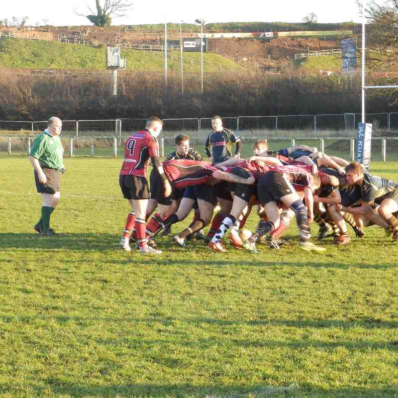 Hereford 2s v Worcester Wanderers 2s