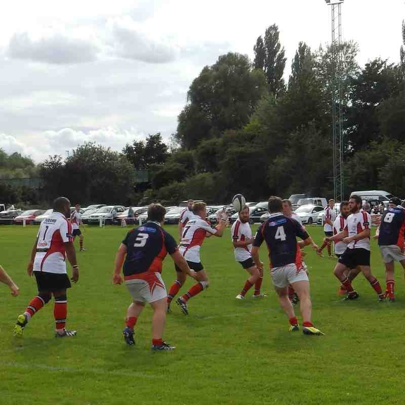 Hereford v Whitchurch 29-8-15
