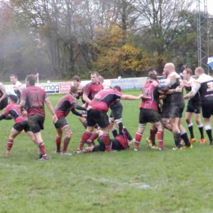 Hereford 24 Crewe & Nantwich 10