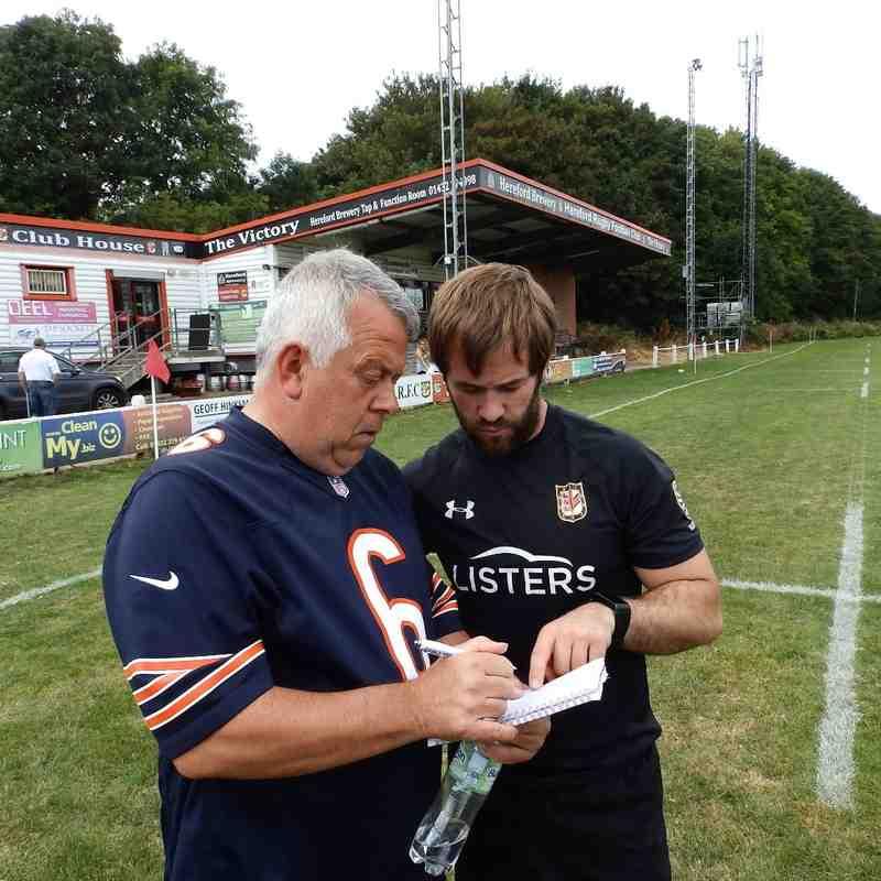Lydney'16  + coaches