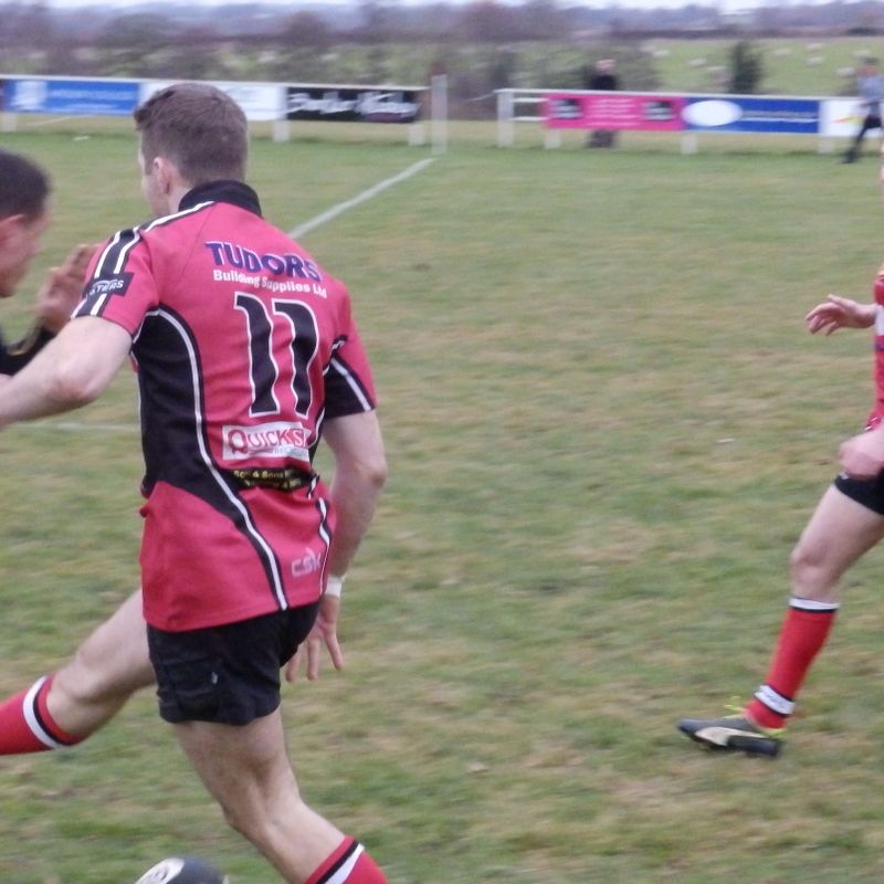Newport Salop 53 Hereford 12