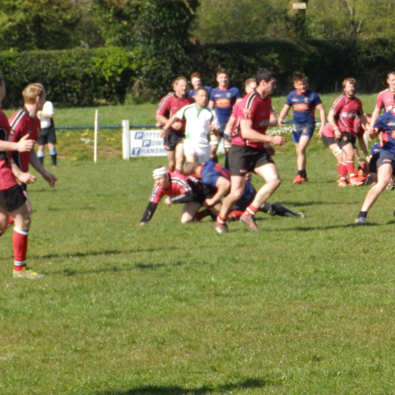 Stoke on Trent 26 Hereford 47